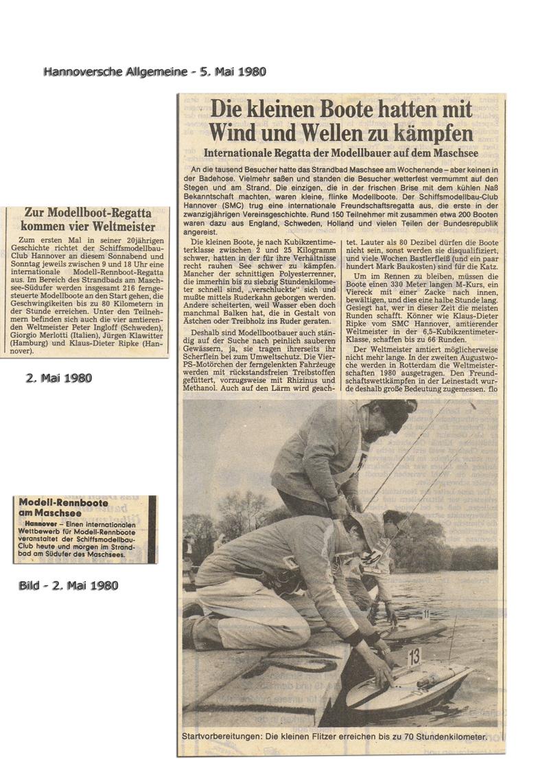 FSR-Maschsee 1980