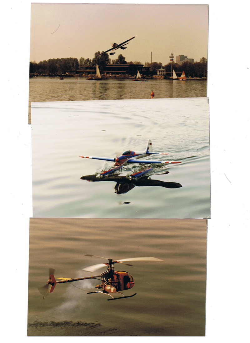 Maschsee Modellflugzeuge